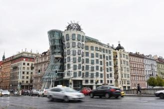 The 'Dancing House'